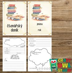 Crazy Owl, Classroom Activities, Bullet Journal, Teaching, Lettering, Education, School, Books, Advent