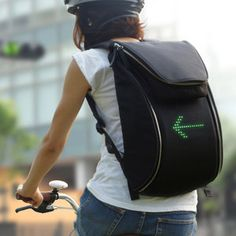 SEIL-bag | Bluetooth LED backpack | Beitragsdetails | iF ONLINE EXHIBITION