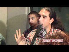Spoken Word Show 2011: Brandon Santiago Brown vs Board of Education Education - YouTube