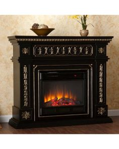 1000 images about fireplaces on pinterest electric decor flame fireplace manual decor flame fireplace how to put together