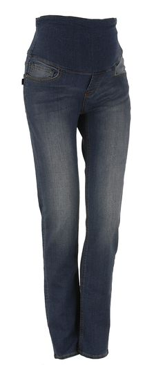 Mama Life Straight Leg Maternity Jeans British designed 'Mama Life' from Mama Jeanius is a totally new style of maternity jean. Introducing a seamless denim bump band with a straight leg cut in mid blue denim. http://www.justmaternityjeans.com/uk/mama-life-straight-leg-maternity-jeans