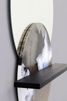 Objets Ceramic Surfaces Reflection par la designer allemande Elisa Strozyk - Journal du Design