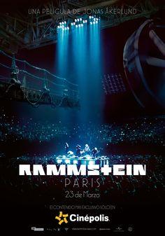 Ramms✚ein: Paris.