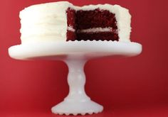 Red velvet for second tier. Very simple recipe. Turned out sturdy and tasty. – k… - Red Velvet Cake Bolo Red Velvet, Best Red Velvet Cake, Food Cakes, Cupcake Cakes, Cupcakes, Cake Recipes, Dessert Recipes, Frosting Recipes, Red Velvet Recipes