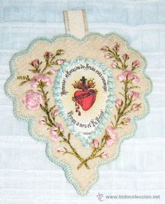 """...Y Pío IX dictó la siguiente ORACIÓN: """"Ábreme, OH Jesús tu Corazón…muéstrame sus encantos…úneme a él para siempre. Que todas las respiraciones y palpitaciones que dé mi corazón, aun cuando este durmiendo, te sirvan de testimonio de mi amor y te digan sin cesar: ¡Señor te amo!…Recibe el poco bien que hago…Dadme gracia para reparar el mal que hecho…para que te ame en el tiempo y te alabe por toda la eternidad. Así sea"""". Y concedió 100 días de indulgencia a los que lleven el DETENTE."""