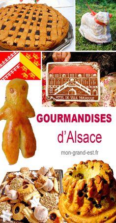 Découvrez les meilleures gourmandises d'Alsace sur le blog Mon-Grand-Est.fr ! . #Alsace #gourmandises #EnFranceAussi #VisitAlsace #Alsacegourmande #Kougelhopf #Bredala #Lammala