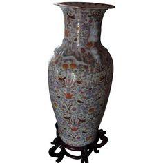 FETO Signed TERRA COTTA VASE URN Feto Vases Urns Pinterest