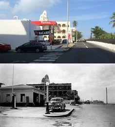 Garaje San Juan, frente al mar Old Pictures, Old Photos, Puerto Rico History, Puerto Rican Culture, San Juan Puerto Rico, Puerto Ricans, Roots, Places To Go, Nostalgia