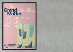 Grand-matter_chris-clarke_itsnicethat_poster