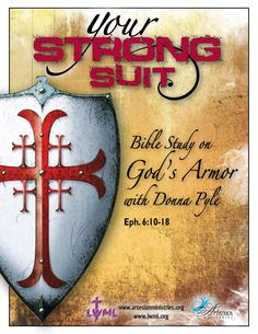 DVD Bible study series on God's armor from Ephesians Could be a good choice for my women's Bible Study. Christ In Me, Names Of Jesus Christ, Bible Verse Art, Scripture Study, Spiritual Formation, Armor Of God, Spiritual Warfare, The Kingdom Of God, Bible Lessons