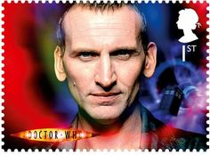 Tom Baker, David Tennant, and Patrick Troughton are to feature on a special set of Royal Mail stamps in 2013. Also, Chris Eccleston. #DoctorWho #philately