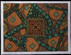 Eugene Andolsek  Untitled13A  ca. 1950-2003  (b. 1921)  Courtesy of C. Helen Lozovoy