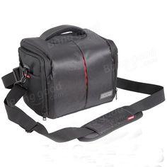 Large Size Camera Case Bag For Canon DSLR Rebel T3i 500D 550D 600D