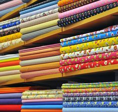 The higher prices in quilt shops have climbed, the more quilts I've made, and the more fabrics I've swapped the more interested I've become in finding sites that offer great prices on quilt shop quality fabric. I thought I'd share my list of favorite places to buy bargain priced quilt shop fabric.