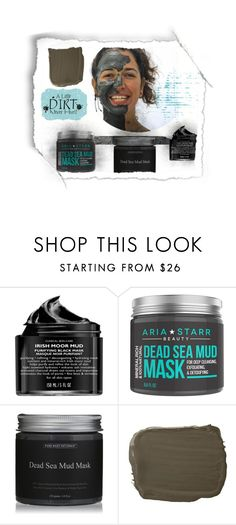 """""""Get Dirty!"""" by egyptianbloom ❤ liked on Polyvore featuring beauty, Peter Thomas Roth, Ralph Lauren, Beauty, spa, facemasks and mudmask"""