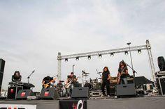 Live @ port of Thessaloniki. Συναυλία ΚΕΘΕΑ για την Παγκόσμια Ημέρα κατα των Ναρκωτικών.