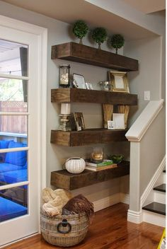 15 Ways To Make Use Of The Awkward Spaces In Your Home