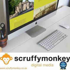 Very busy week @scruffymonkeydm .2 #websites completemore new clients and a happy new staff member #web #Bolton #website #webdesign #weekend