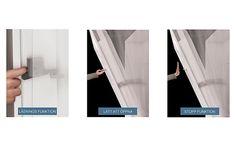 Compact Sängskåp 120x200 Horisontellt - Vit | Trademax.se Vit, Cabinet, Storage, Furniture, Home Decor, Clothes Stand, Purse Storage, Decoration Home, Room Decor