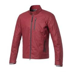 A brilliant fusion of retro and modern in a short cut riding jacket. ec75bfbeb