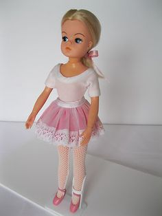 Obsessed with this one when I was 5 - melted her hair under a spotlight in our #70's wall unit...devastated. #Sindy #retrotoys