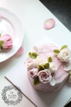 입속의 꽃 디플로라 헤라로즈 플라워케이크 차분한 마음 힐링타임인 꽃짜는 시간 새로운 스타일의 장미를 ...