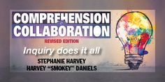 Some great videos here from Harvey Daniels and Stephanie Harvey. Nice work from Heinemann Publishing