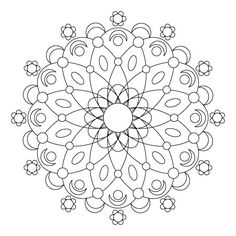 Mandala (c) Kerstin Weihe - non commercial use only