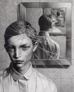 Taisuke Mohri #drawing #graphite #illustration