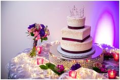Jewel Toned Disney Princess Wedding in Virginia Beach, Virginia by David Champagne Photography
