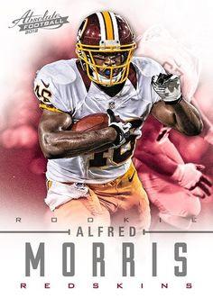 Redskins Rookie RB Alfred Morris Has Been on Panini America s Radar Since  June 6987d2fcb