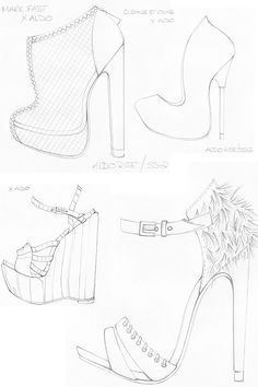 aldo rise ss12 · sketches