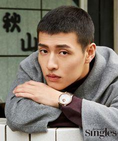Kang Ha Neul For Singles Magazine Jung Hyun, Kim Jung, Korean Star, Korean Men, Korean Wave, Asian Actors, Korean Actors, Asian Boys, Asian Men