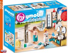PLAYMOBIL 9268 Bathroom