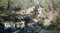 Rendezvous Creek in Namadgi National Park