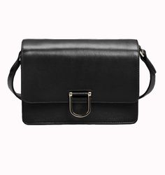 VB-approved styling tip: Carry a structured bag as a clutch, pretend you're a walking lookbook. & Other Stories bag, $150; stories.com.   - MarieClaire.com