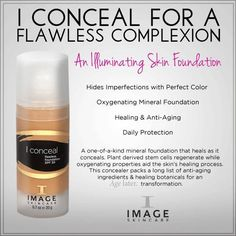 Image Skincare I CONCEAL for a Flawless Complexion.