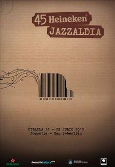 Un petrerense finalista en el II Concurso de Carteles de Jazzaldía