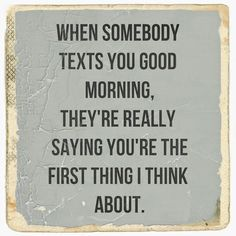 Good Morning Text Quotes | Romantic good morningtexts for her!