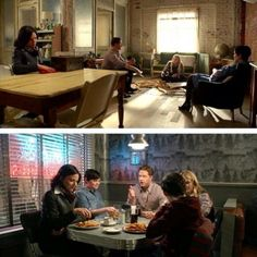The Family Charming, including Regina :) I am glad Regina is a part of the family now as much as she tries to deny it :)