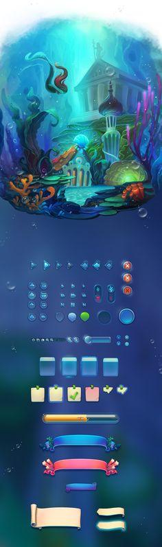 RS Deep Sea on Behance