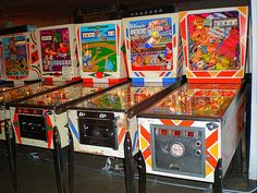 1950's arcade games - Google Search