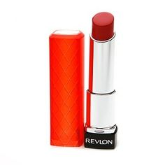Revlon Lip Butter in Candy Apple (warm satiny red)