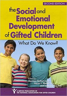 The Social and Emotional Development of Gifted Children: What Do We Know?: Amazon.es: Maureen Neihart, Steven Pfeiffer, Tracy Cross: Libros en idiomas extranjeros