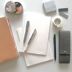 stationery with natural essence.