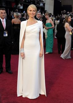 Not a fan of Ms. Goop but this dress' fabulous!