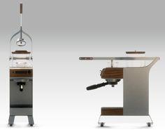 Ex-Apple, NASA Engineers Create $11,111 Coffee Machine - DesignTAXI.com