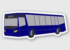 bus city sticker