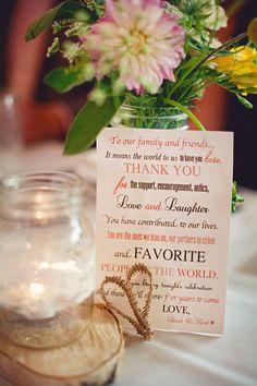 #Wedding Day #ThankYou #Card by WeddingsByJamie on Etsy, $15.00