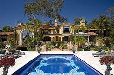 Ryan Seacrest's Houses Revealed